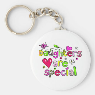 Daughters are Special Keychain