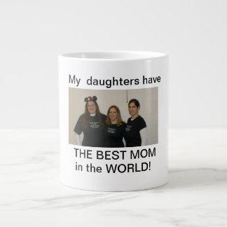 daughters best mom giant coffee mug