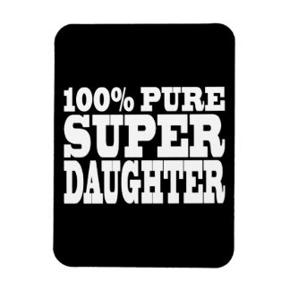 Daughters Birthday Party 100 Pure Super Daughter Rectangular Magnets