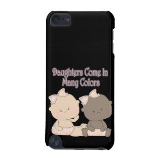 daughters come in many colors adoption design iPod touch (5th generation) case