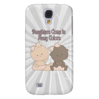 daughters come in many colors adoption design galaxy s4 cover
