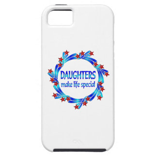 Daughters Make Life Special iPhone 5 Cases