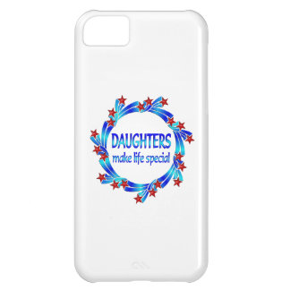 Daughters Make Life Special iPhone 5C Cover