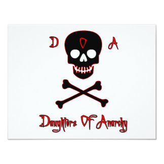 Daughters Of Anarchy Card