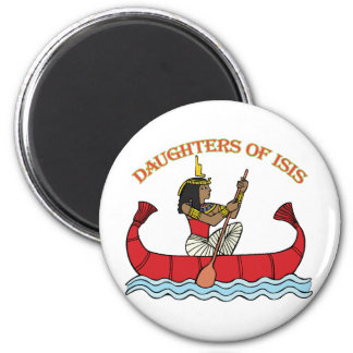 Daughters of Isis Refrigerator Magnet