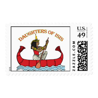 Daughters of Isis Postage Stamps