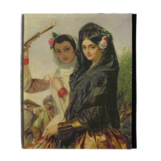 Daughters of the Alhambra iPad Case