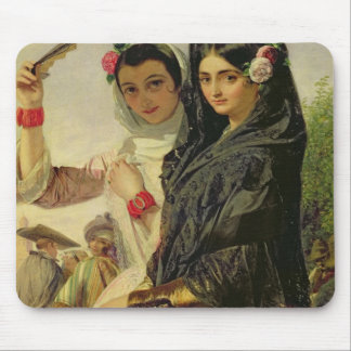 Daughters of the Alhambra Mouse Pad