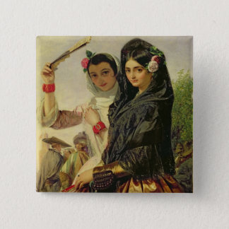 Daughters of the Alhambra Pinback Button