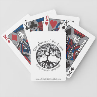 Daughters of the Earth Playing Cards