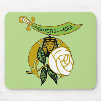 DAUGHTERS of the NILE Mouse Pad