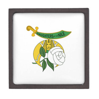 DAUGHTERS OF THE NILE PREMIUM TRINKET BOXES