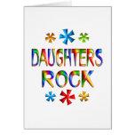 DAUGHTERS ROCK GREETING CARDS