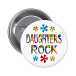 DAUGHTERS ROCK PIN
