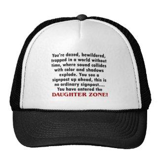 DAUGHTERZONE TRUCKER HAT