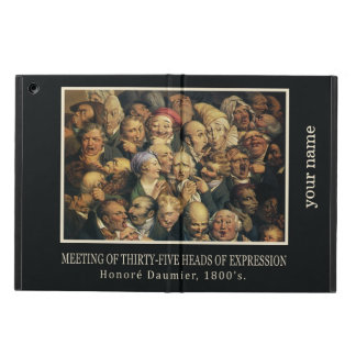 Daumier's Expressions custom cases