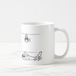 Dauphin2 Coffee Mugs