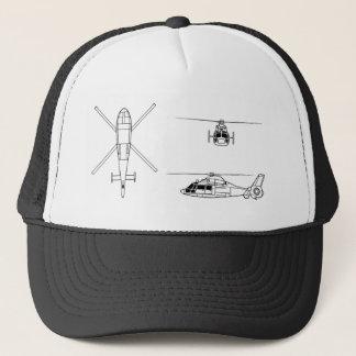 Dauphin2 Trucker Hat