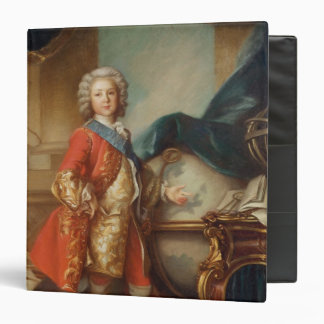 Dauphin Charles-Louis  of France 3 Ring Binder