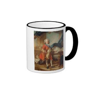 Dauphin Charles-Louis  of France Coffee Mugs