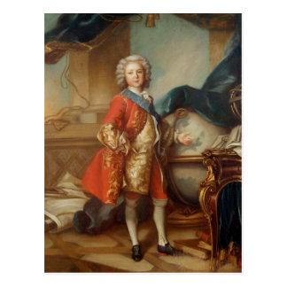 Dauphin Charles-Louis  of France Postcard