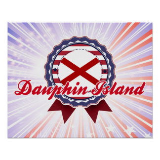 Dauphin Island, AL Print