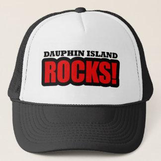 Dauphin Island, Alabama Trucker Hat