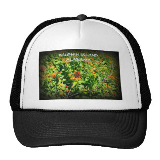 DAUPHIN ISLAND, ALABAMA TRUCKER HAT