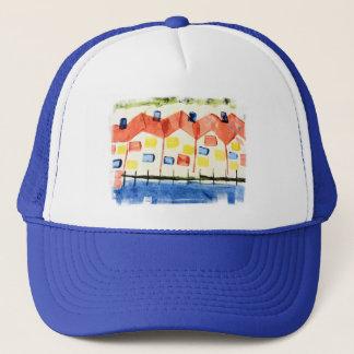 Dauphin Island Beach Houses Hat