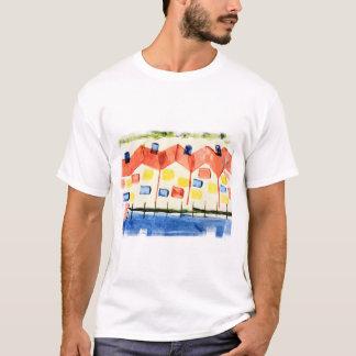 Dauphin Island Beach Houses T-shirt