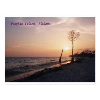 Dauphin Island Postcard