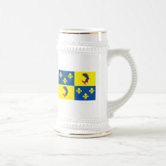 Dauphine Flag Mug