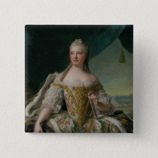 Dauphine Marie-Josephe de Saxe  1751 Button