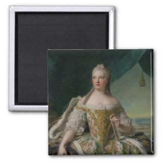 Dauphine Marie-Josephe de Saxe  1751 Magnet