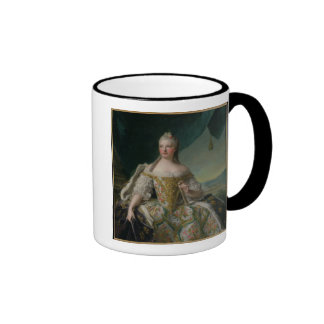 Dauphine Marie-Josephe de Saxe  1751 Mugs