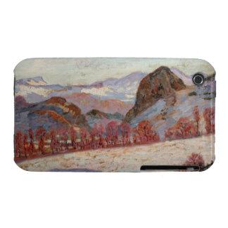 d'Auvergne del St. Sauves, c.1900 (aceite en el iPhone 3 Funda
