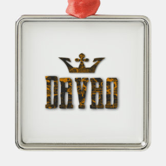 Davao Royalty Metal Ornament