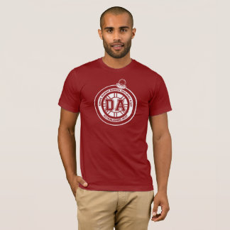 Dave Ahern Annual Holiday Cup Tee Red