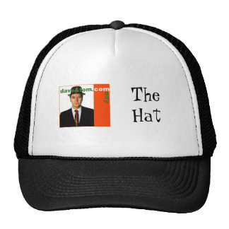 Dave Beeler and Tom Konkle Production Hat