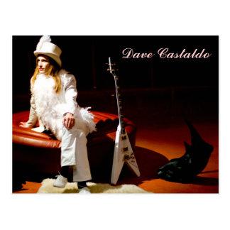Dave Castaldo Poster Postcard