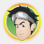 Dave Digital Sticker
