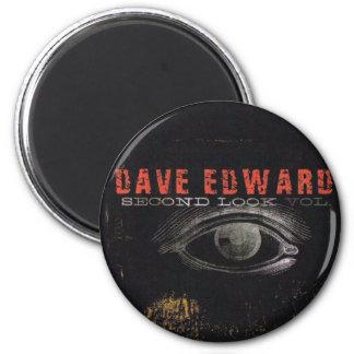 Dave Edwards - en segundo lugar mirada - viaje 2 Imán