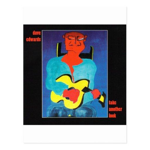 Dave Edwards - tome otro viaje de la mirada - 2004 Tarjetas Postales