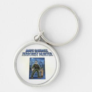 Dave Gaubatz Terrorist Hunter Keychain