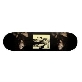 Dave Piller Hollywood/cubierta de la sombra oscura Monopatin Personalizado