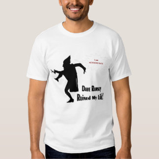 Dave Ramsey Scissors Man T Shirt