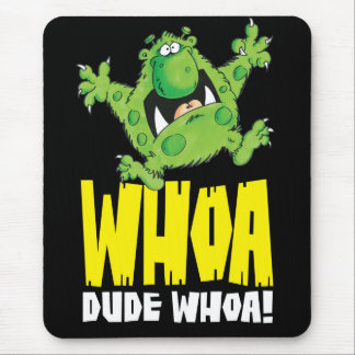 Dave The Dude pad Mouse Pad