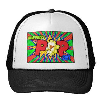 Dave Weiss Pop Art Trucker Hat