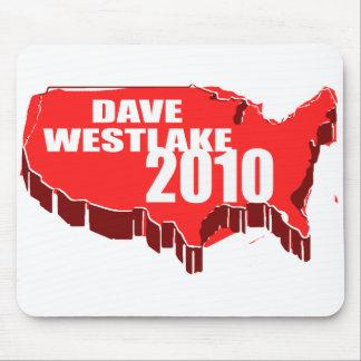DAVE WESTLAKE FOR SENATE MOUSEPAD