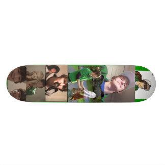 davedays skateboard